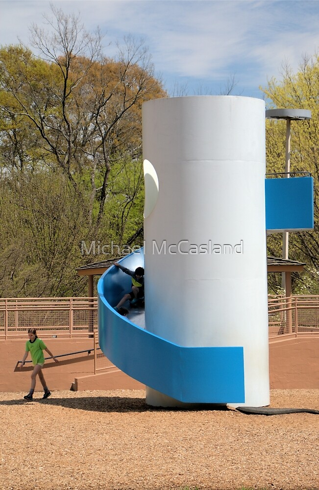 The Slide by Michael McCasland
