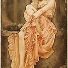 Art Nouveau: 'The Wish' by ArtNouveau