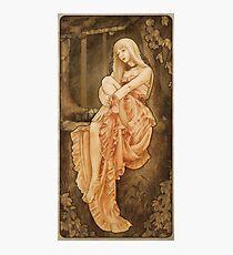 Art Nouveau: 'The Wish' Photographic Print