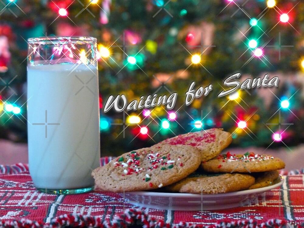 Waiting for Santa by FrankieCat