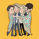 Group Hug by JenSnow