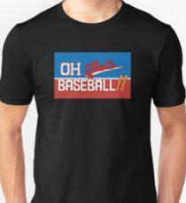 Camiseta unisex Oh! ¡Eso es un béisbol! JJBA Jojo's Bizarre Adventure vector de alta resolución