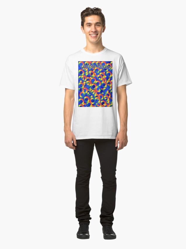 Alternate view of  Hoop Team Classic T-Shirt