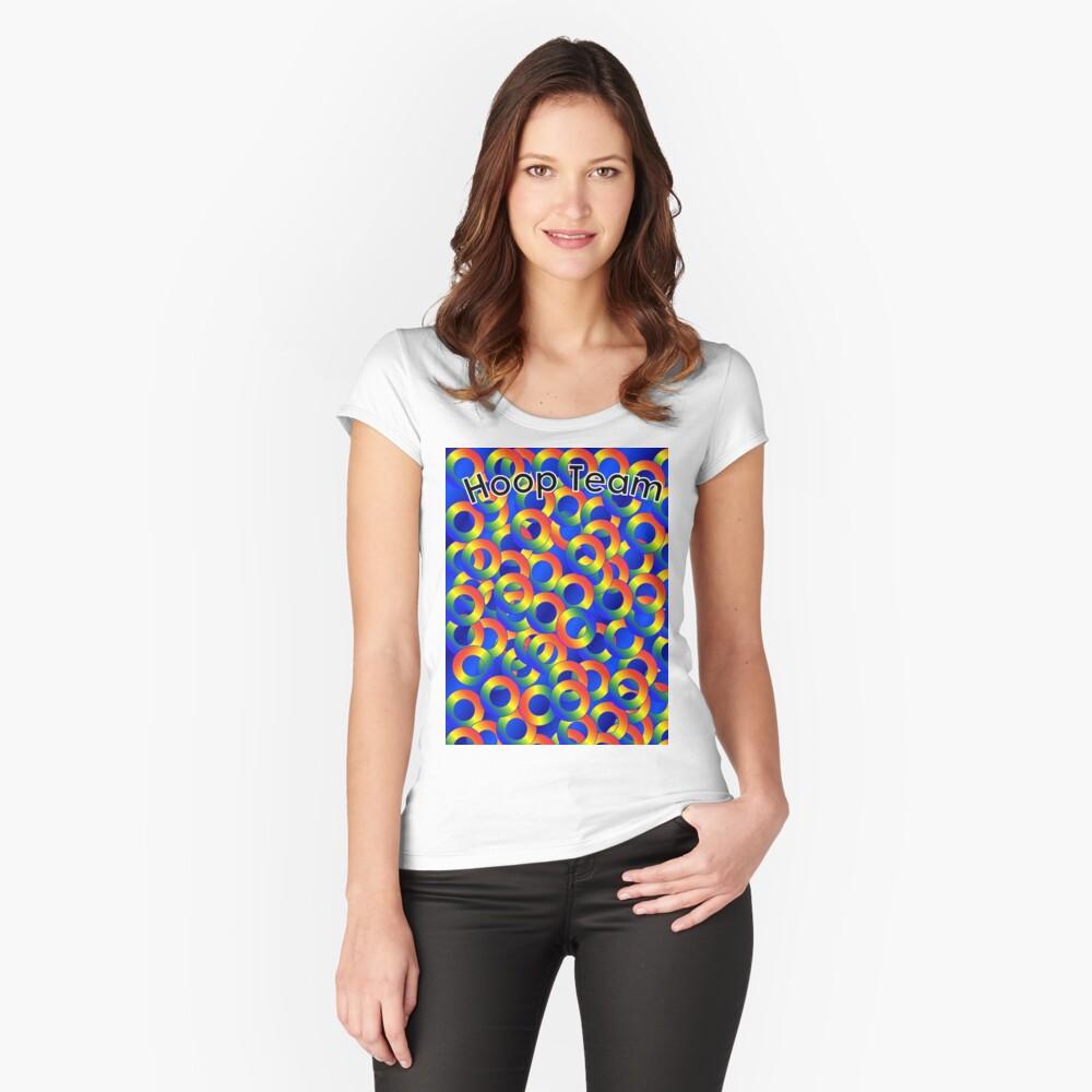 Hoop Team Fitted Scoop T-Shirt