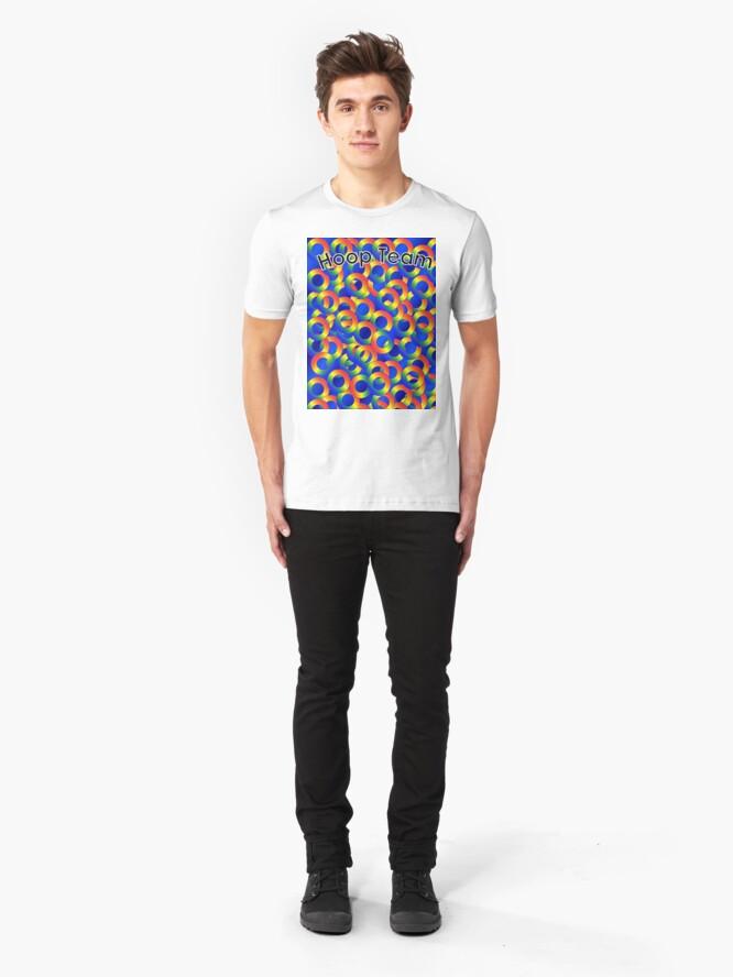 Alternate view of  Hoop Team Slim Fit T-Shirt