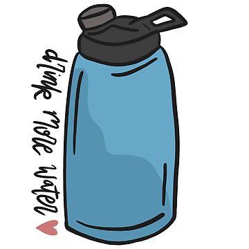bebe más agua de shelbiefran