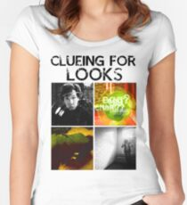 Clueing For Looks Women's Fitted Scoop T-Shirt