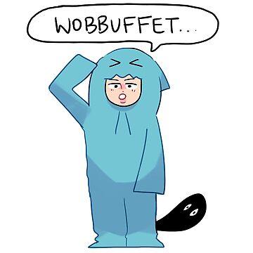 BTS: NAMJOON COMO WOBBUFFET! de randomsplashes