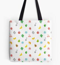 Animal Crossing Amiibo Karte - Muster Tote Bag