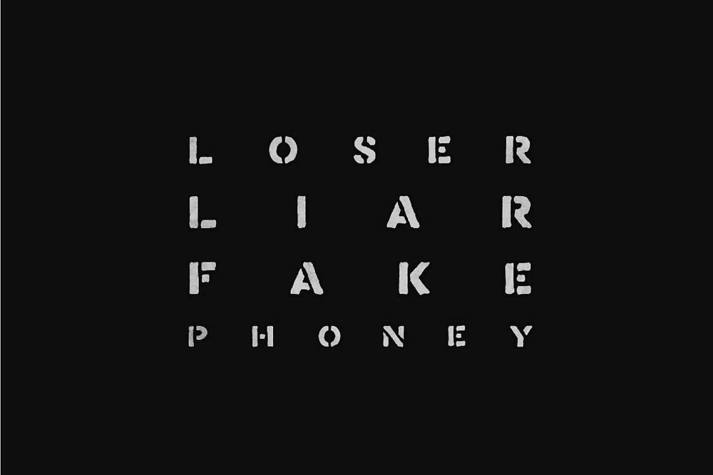 Loser Liar Fake Phoney by victoriargh