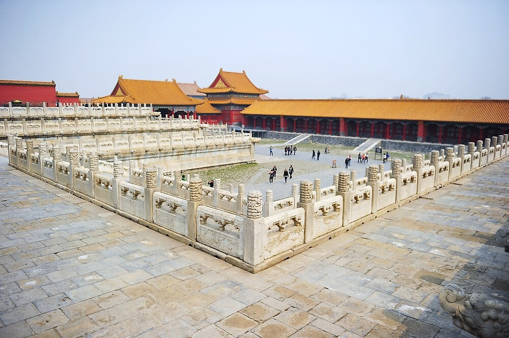 Beijing Forbidden City 4 by DDIsland