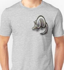 Armadillo Pocket Tee Unisex T-Shirt