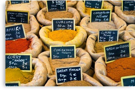 spices by oreundici
