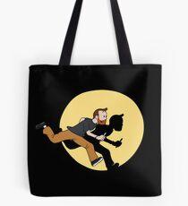 Tintin Style! Tote Bag