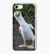 Well Hello!! iPhone Case/Skin