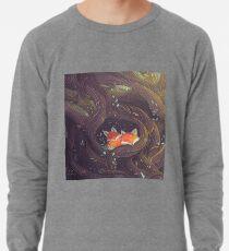 space foxes Lightweight Sweatshirt