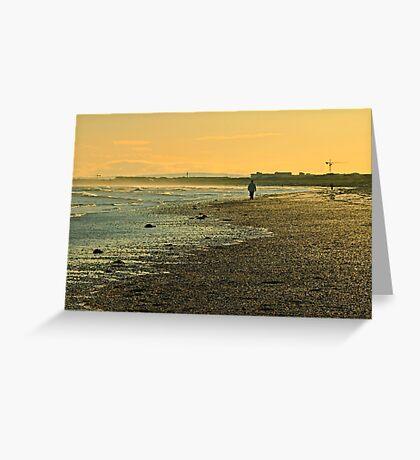Mornington walk Greeting Card