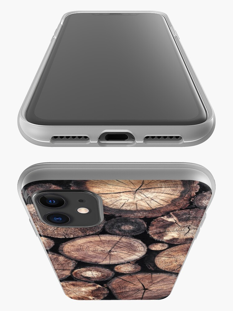 Alternate view of The Wood Holds Many Spirits iPhone Case & Cover