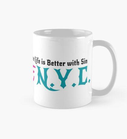 Sin Dee NYC - Classic Logo Mug