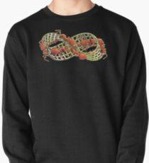 Ants on the Mobius Strip (MC Escher) Pullover Sweatshirt