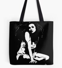 """""""Rebecca"""" Moonlight Cameo Art Tote Bag"""