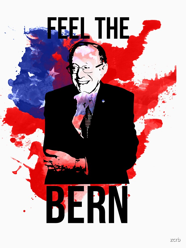 Feel the Bern by zcrb