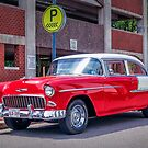 1955 Chevrolet Bel Air by kenmo
