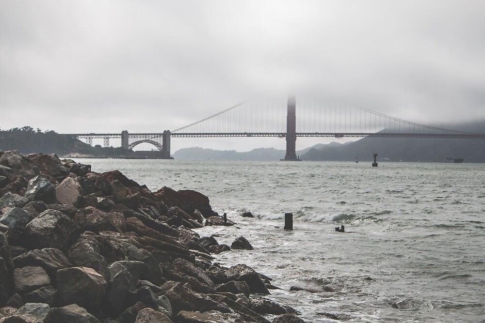 The Golden Gate Bridge by pendleypictures