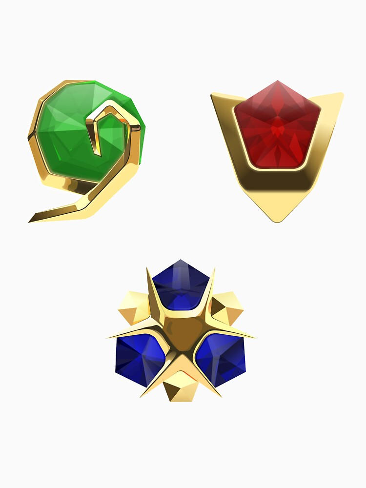 Die drei Steine von Apokalyxe