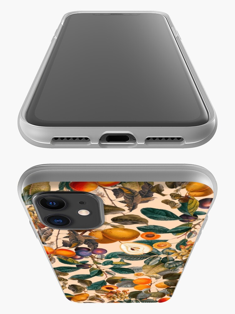 Alternate view of Vintage Fruit Pattern IX iPhone Case & Cover