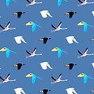 «Aves tropicales» de IdeaEva