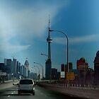 IntoThe Big City by deb cole