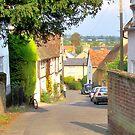 Church Street, Shillington, Bedfordshire by Paul Dominic Gray