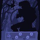 Song Of Storms von zebrabyte