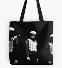 Chiggy Wiggy Cop Tote Bag
