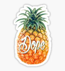 Dope Pineapple Sticker