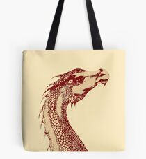 Petoskey Dragon Tote Bag