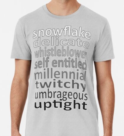 snowflake Premium T-Shirt