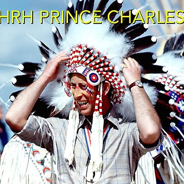 HRH Prince of Wales - Prince Charles Canada by Picturestation