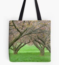 The Old Apple Orchard Tote Bag