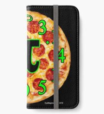 Pizza Pi Day iPhone Wallet/Case/Skin