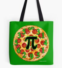 Pizza Pi Day Tote Bag