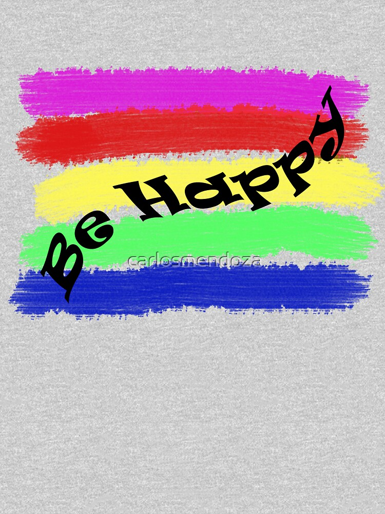 Be Happy by carlosmendoza