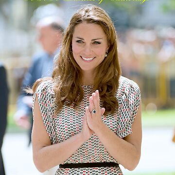HRH Catherine Duchess of Cambridge by Picturestation