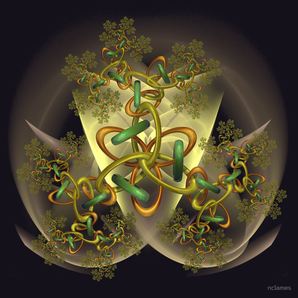 """""""Celtic Spring #2"""" By Nclames"""