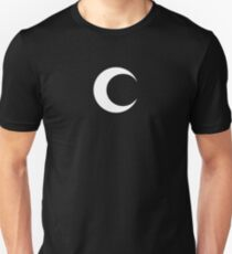 Moon Knight - Classic Symbol - White Clean T-Shirt