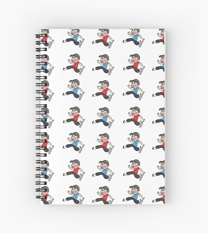 TF2 Red und Blu Scout Muster und Stickerbogen von Skitty Vasquez