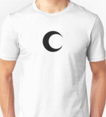 Moon Knight - Classic Symbol - Black Clean T-Shirt