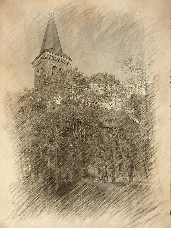 'Die Kirche in Baalberge / Bernburg' by Gourmetkater