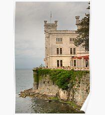 Miramare, Italy Poster